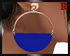 Sabina Earrings Blue