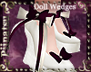 *Miss Mai* Wedge Shoes