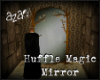 aza~ Huffle Magic Mirror