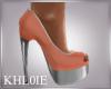 K  Sunset heels