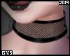 ♦| Fishnet choker