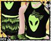 ⍣ Alien Kids Dress