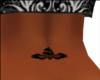 winged wolf tattoo