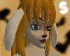 grey doggy ears
