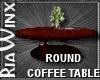 Wx:CFC Round Coffee Tabl