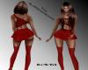 RQ-Transparent Skirt  RL