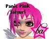 (BA) Panic Pink Saiyuri