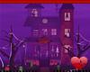 Mm Halloween House