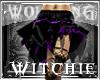 WS ~ Witchy Goth Purple