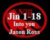W| Into you - Jason Ross