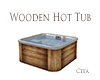 *C* Npose Wooden Hot Tub