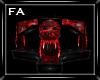 (FA)SkullFountainRed