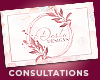 Custom Consultation Card