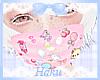 `H` Decora`  ピンク
