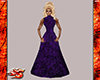 Pregnant Purple Gown V2