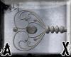 Silver Doll Key