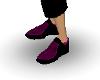 P62 Shoes Blk & Pink