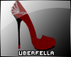 UF *Elegance* Shoe Red