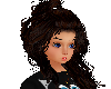 Rosalyn blk/brown
