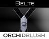 [O] Black/White Belts