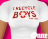 Recycle boys e (red)