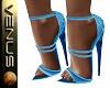 ~V~Lovia Heels Blue