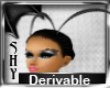 Derivable Whip Antennae