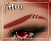 Red Eyebrows 03