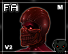(FA)NinjaHoodMV2 Red3