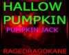 HALLOW PUMPKIN JACK