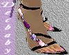 DB Dizzed Jewled heel bL