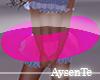 ! Neon Pink Floatie