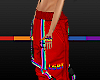 Stem Pride Pant Red
