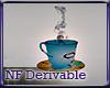NF Teacup Derivable mesh
