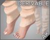 ~AK~ Drv. Socks + Pedi