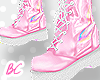 |bc| Pink Halo Boot