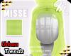 $ Misse - Green Apple
