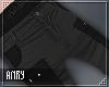[Anry] Van Pants Grey
