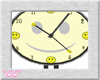 *CC* Jumbo Smiley Clock