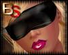 (BS) Sheer Blindfold