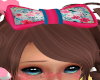 Child Summer Sun Hairbow