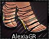 [A] Ria Black Heels