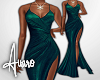 Evening Gown ~ Green 11