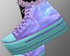 Crybaby Platform Sneaker