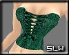 [SLW] Turquoise Corset