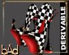 DRV Queen Of Hearts Heel