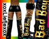 [L] BadBoy Chaps Gold M