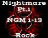 Nightmare Pt.1 -Rock-