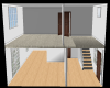 2 Story Apartment