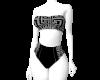 Devine swimsuit black